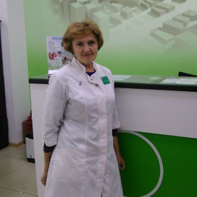 Клименко Людмила Ивановна