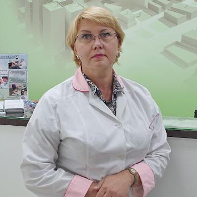 Синичкина Ирина Анатольевна